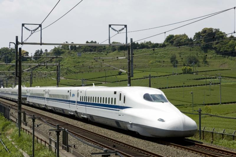 This is a version of the train Texas Central Railway wants to run between Dallas and Houston