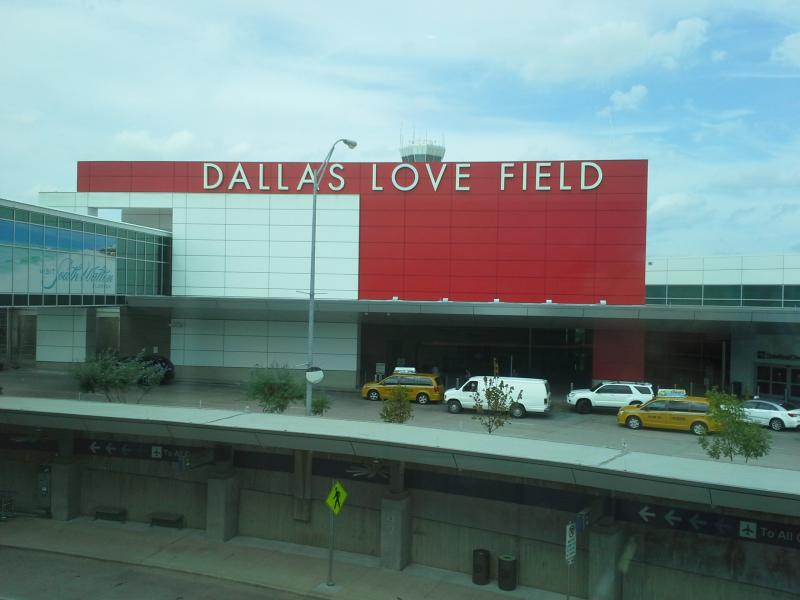 At Dallas Love Field, you are now free to move about the country non-stop on Southwest Airlines and Virgin America.