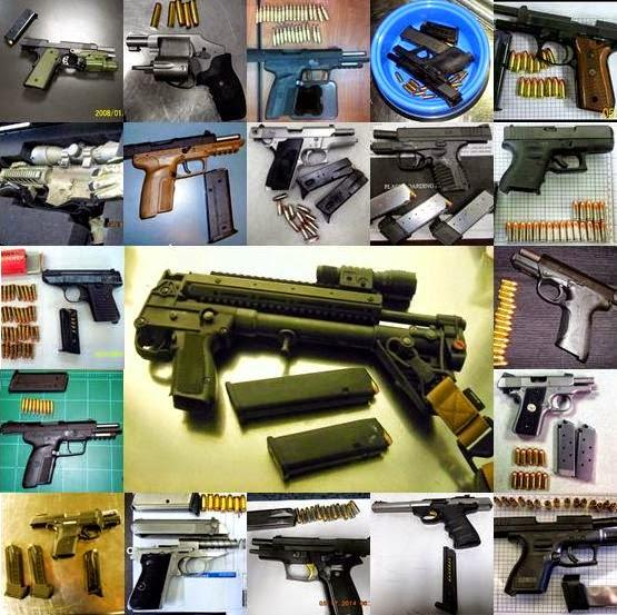 D/FW International Airport Ranks 1st In Firearms Seizures