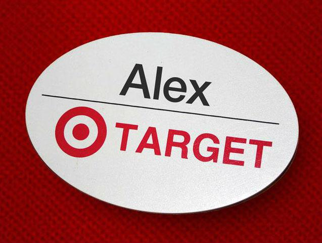 Target sent out a tweet with this image earlier in November. Alex Lee of Frisco is the teen behind the #AlexFromTarget online craze.