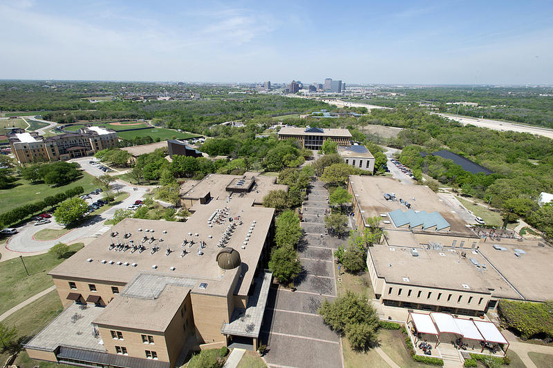 The Dallas Morning News reports the quakes have been centered near a gas well site located close to the University of Dallas.