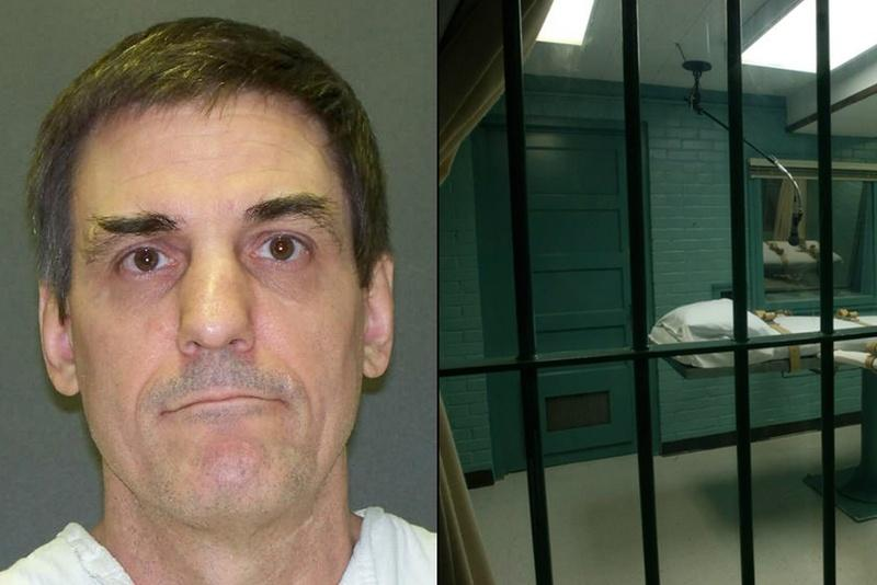 Texas death row inmate Scott Panetti.