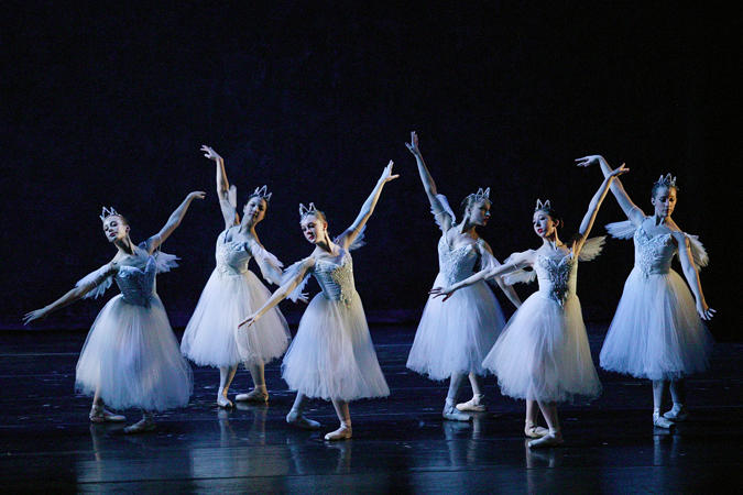 The Tuzer Ballet Company's 'Nutcracker' opens tomorrow.