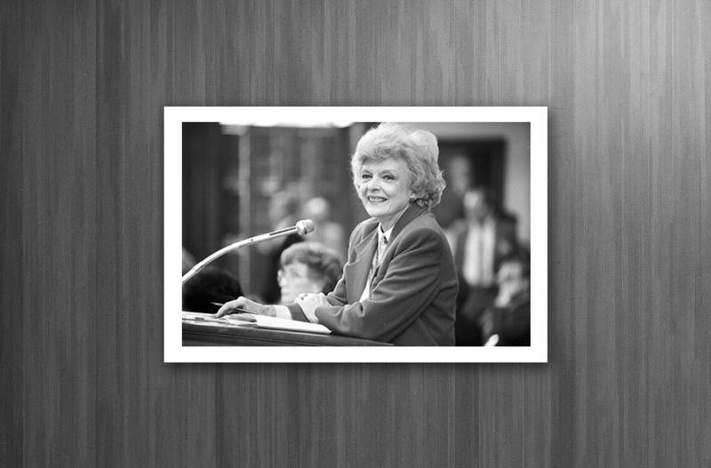 Betty King, the former secretary of the Texas Senate, died Monday after a long illness, according to her family.