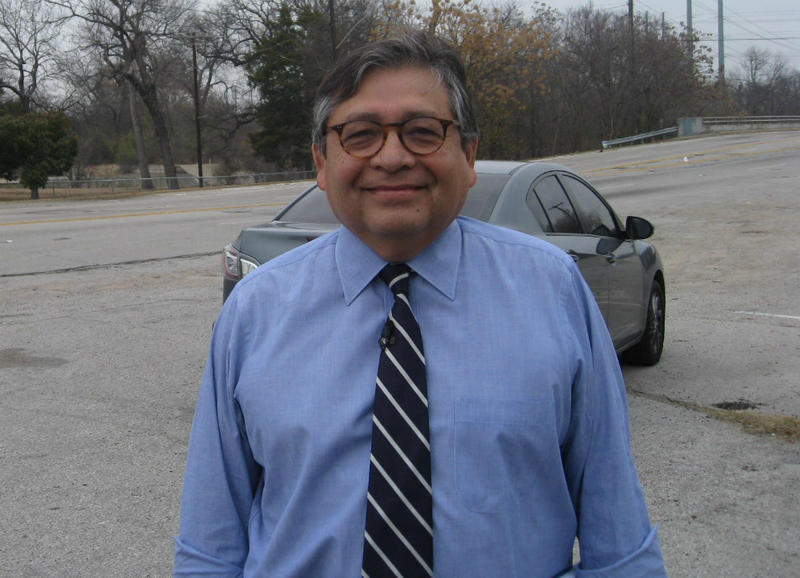 Dallas attorney Marcos Ronquillo announced he'll be throwing his hat into the mayoral race.
