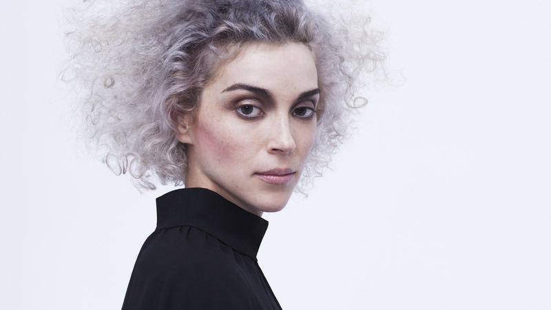 NPR listeners picked Dallas' St. Vincent as their favorite album for the year.