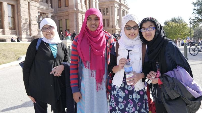 Muslims from North Texas are among the hundreds from around Texas visiting state representatives during the seventh annual Texas Muslim Capitol Day.