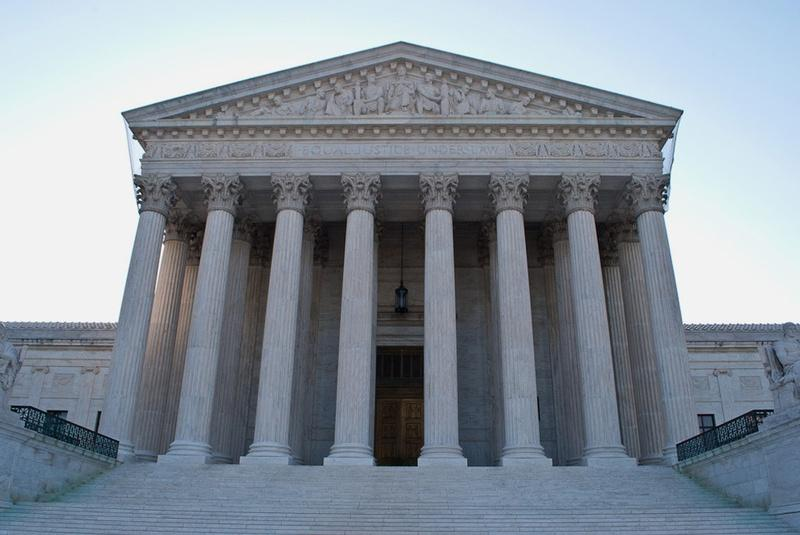 The Supreme Court has to decide on three cases involving Texas by Monday.