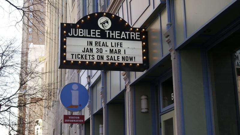 "Jubilee Theatre in Fort Worth presents ""In Real Life,"" the final installment of Charlayne Woodard's trilogy."