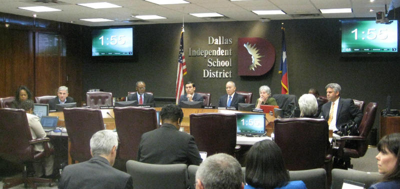 The Dallas school board shared mixed opinions about the merits of a public facility corporation they could create to issue bonds that could help fund needed buildings.