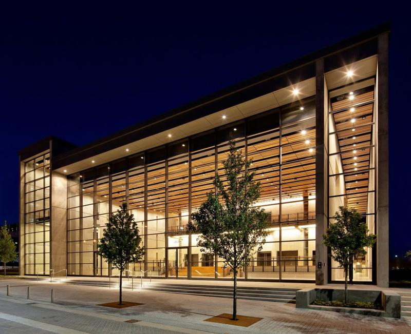 Many of Saturday's events are happening at the Dallas City Performance Hall.