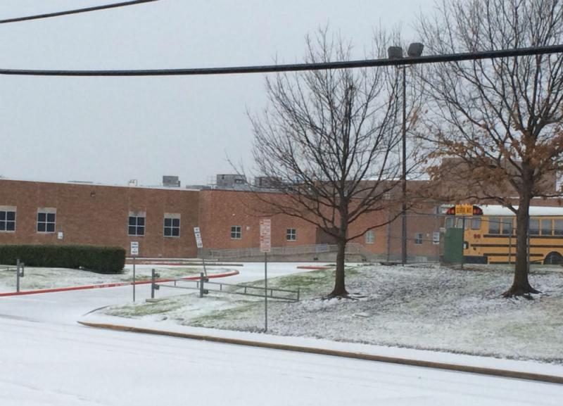 Schools across North Texas are closed Monday due to the icy weather.