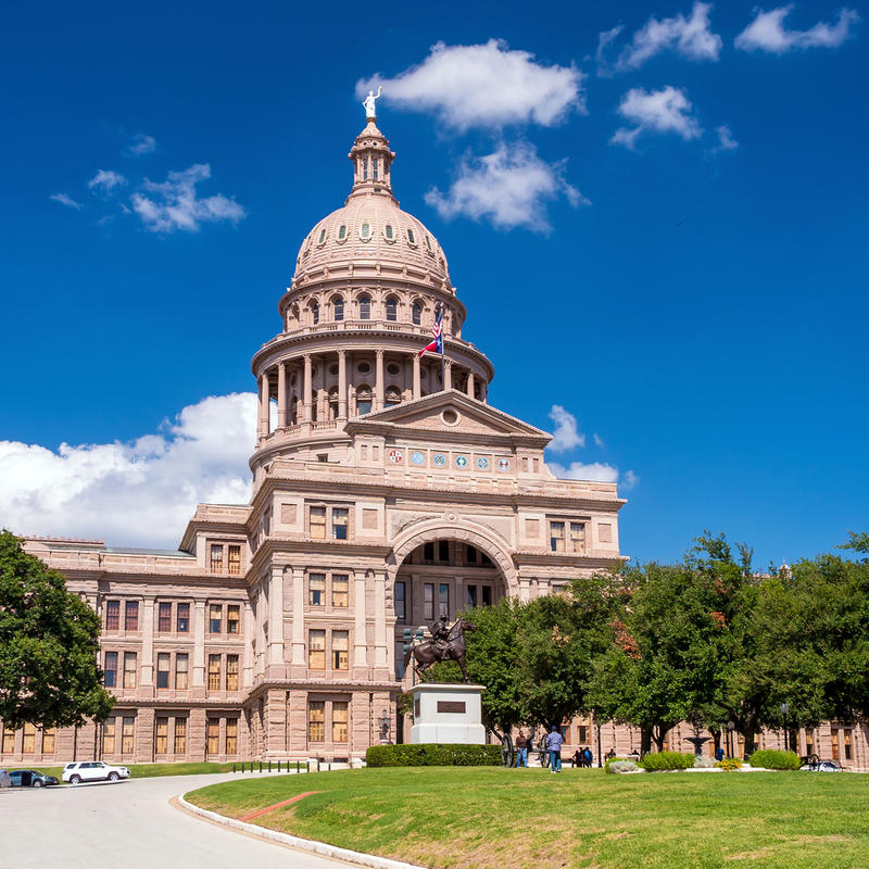 The Texas Senate has voted overwhelmingly to allow clergy members to refuse performing marriages that violate their religious beliefs.