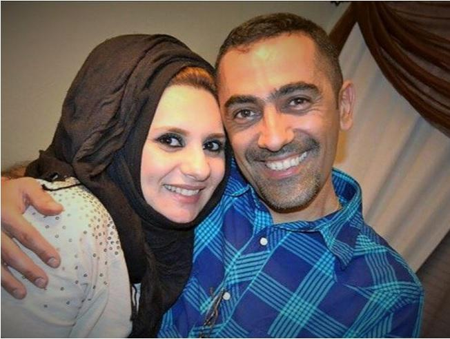 Ahmed Al-Jumaili had been living in northeast Dallas with his wife Zahraa for just three weeks since he'd arrived from Iraq.