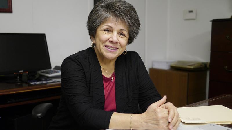 Yolanda Cuevas is CEO of Cuevas Distribution in Fort Worth, Texas.