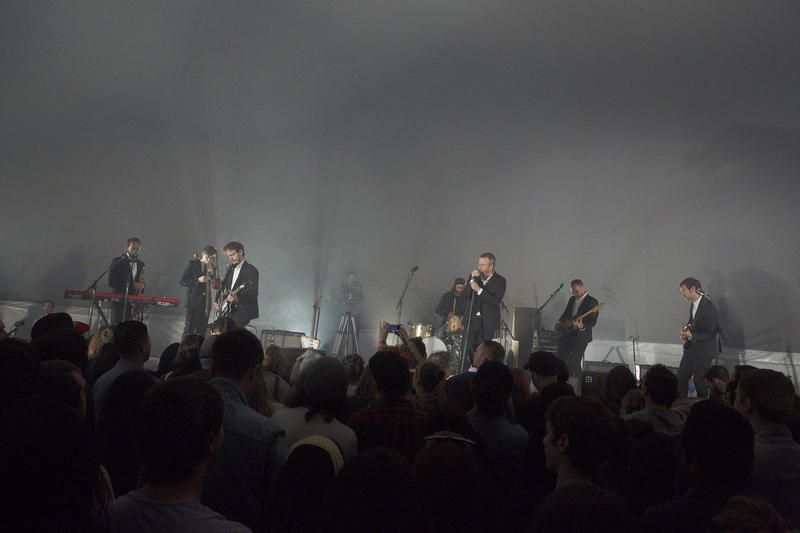 "Ragnar Kjartansson and The National ""A Lot of Sorrow"" 2014"