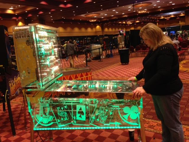 More than 2,000 pinball enthusiasts are expected in Frisco for the Texas Pinball Festival.