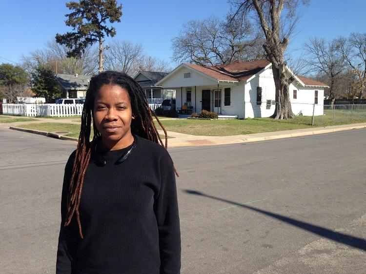 Tricia Oliver is a single mother with a 5-year-old son. She makes $10 an hour and every dime of that is budgeted.