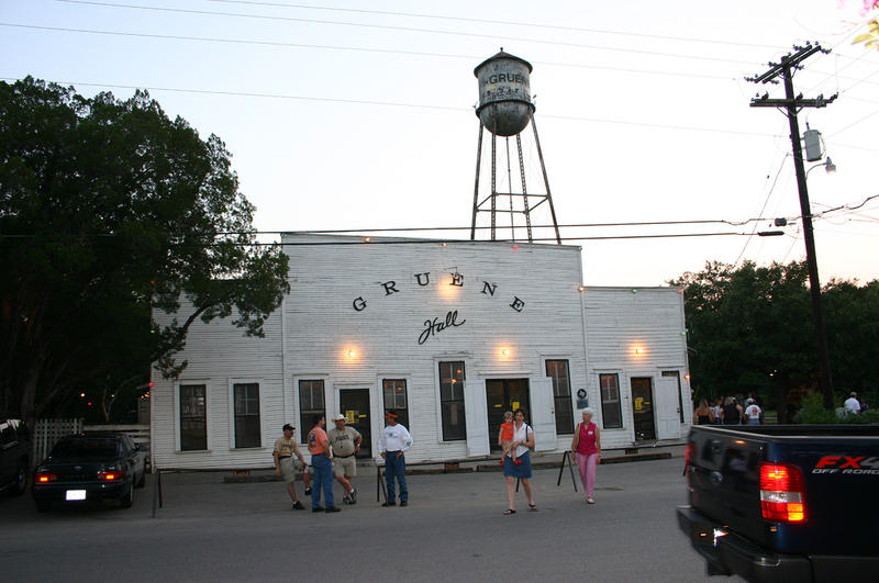 The Gruene Dance Hall is thriving, but many are not in Texas, a preservation group says.