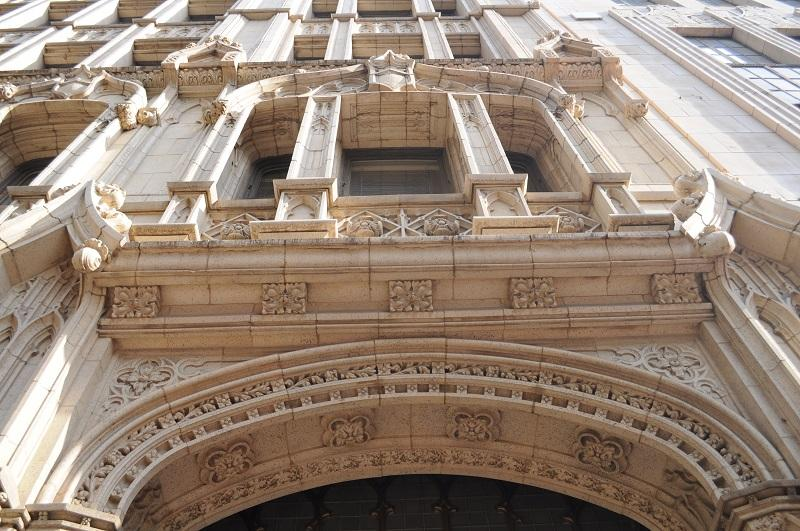 The Kirby Building is a Dallas landmark and on the National Register of Historic Places.