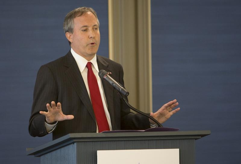 Ken Paxton faces felony charges of securities fraud.