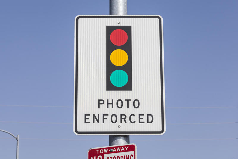 Texas could put red light cameras in the rearview mirror under a bill that has cleared the Texas Senate.