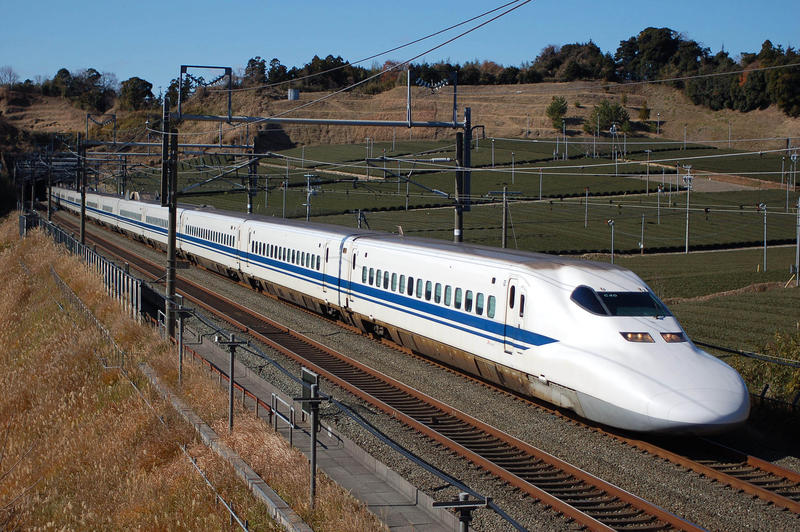 Texas Central Railway hopes to build a bullet train line similar to the Shinkansen in Japan. Rural homeowners dislike the idea of a train running through their property.