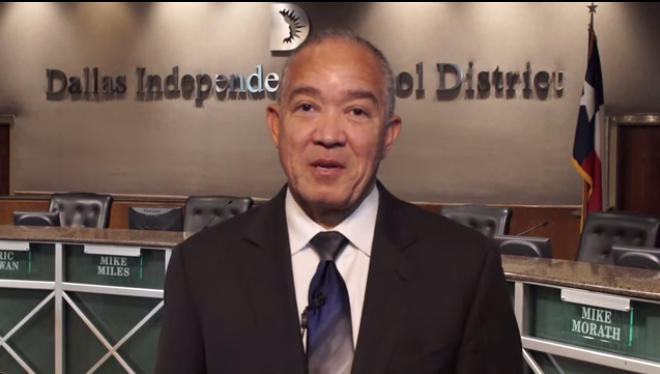 Dallas Superintendent Mike Miles announced his resignation earlier this week.