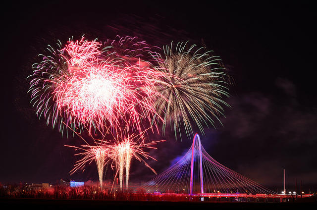 Fireworks make us ooh and aah -- and they go back thousands of years.