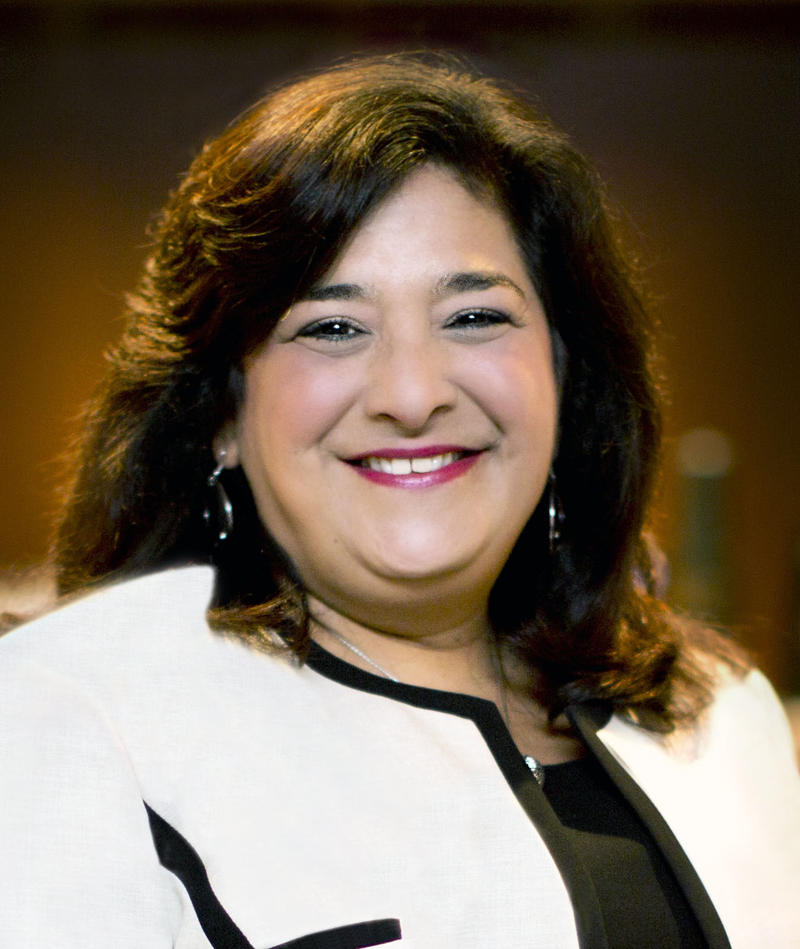 Patricia Linares has been Fort Worth's interim superintendent for more than a year.