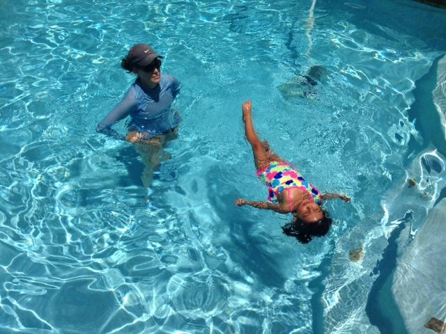 ISR swim classes last about 10 minutes and are scheduled once a day, five days a week.