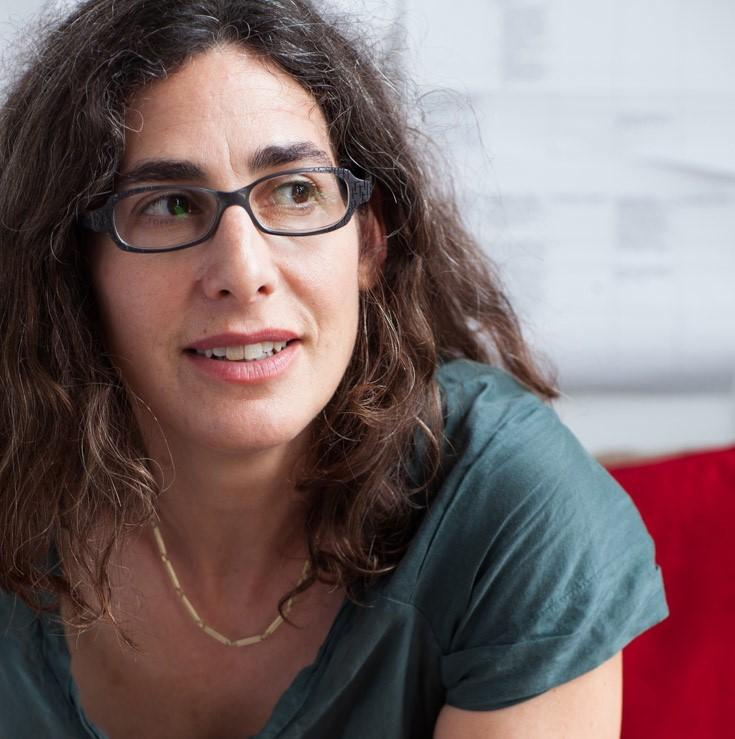 Sarah Koenig previously was a producer for 'This American Life' before creating 'Serial.'