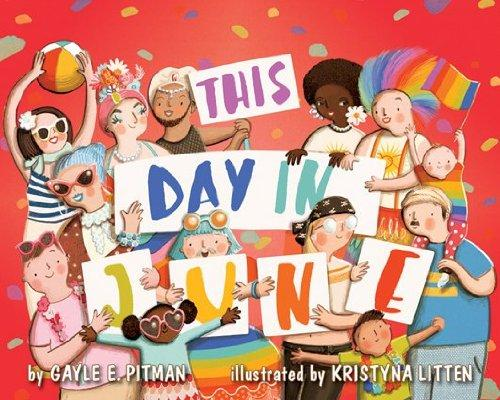 """In Hood County, parents have expressed concerns about """"This Day In June,"""" a book about an LGBT pride celebration."""