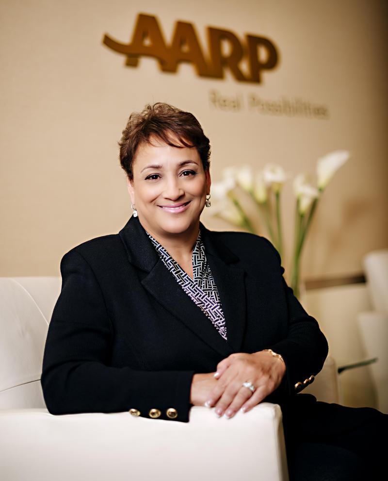 Jo Ann Jenkins is AARP's first female CEO.