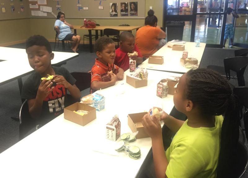 Large urban districts have undergone numerous changes over the years. Among them, a higher number of students living in poverty. The Dallas Public Library has responded by serving free lunch to kids during the summer.