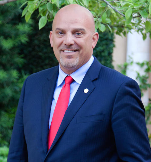 Kent Paredes Scribner became superintendent of the Fort Worth Independent School District in October 2015.
