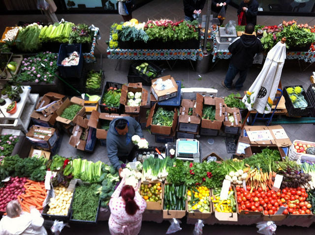 Get out of the organic section and into the farmer's market, Deena Shankar advises.