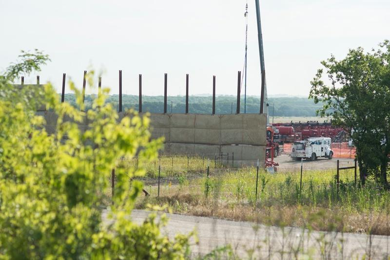 Vantage Energy resumed hydraulic operations June 1 on a pad site on the western outskirts of Denton. It was the first company to frack within city limits after the Texas Legislature overturned Denton's ban on the process.