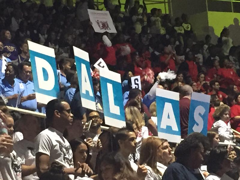 At a recent back-to-school rally, Dallas Independent School District teachers and staff were pumped about the new year. But how does Dallas stack up against Houston ISD?