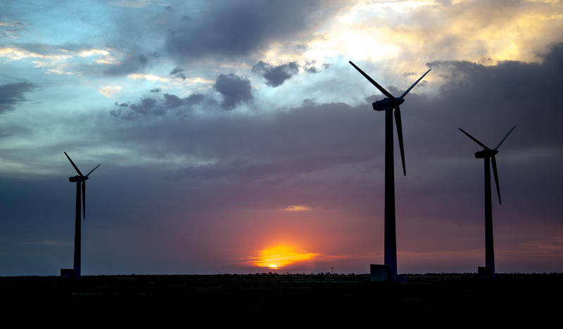 Wind power will generate more than half of the city's power by 2019 under the plan.
