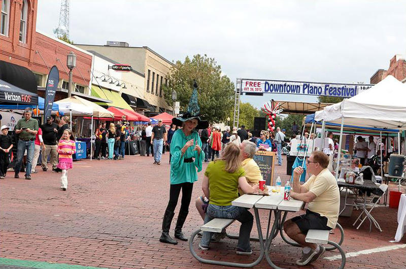Downtown Plano has been named one of four Great Neighborhoods by the American Planning Association.