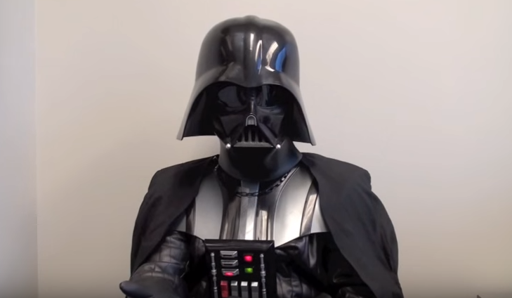 The Fort Worth police department created a job recruitment video featuring Darth Vader applying for a position.