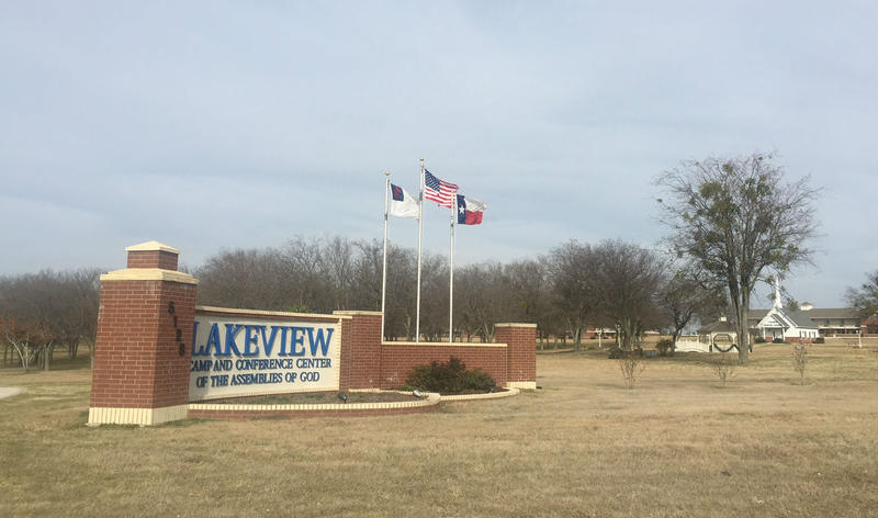 Hundreds of minors are expected to arrive at the Lakeview Camp and Retreat Center near Waxahachie.