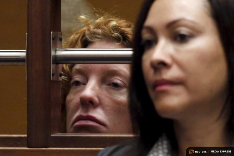 Tonya Couch, left, appeared in a Los Angeles court earlier this week for her extradition hearing.