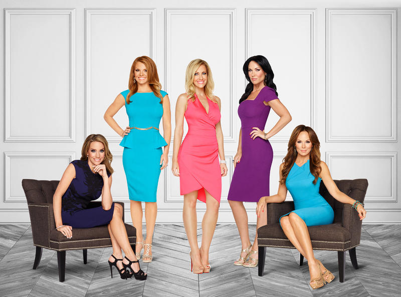 The cast of The Real Housewives of Dallas, a new installment of the larger reality show franchise.