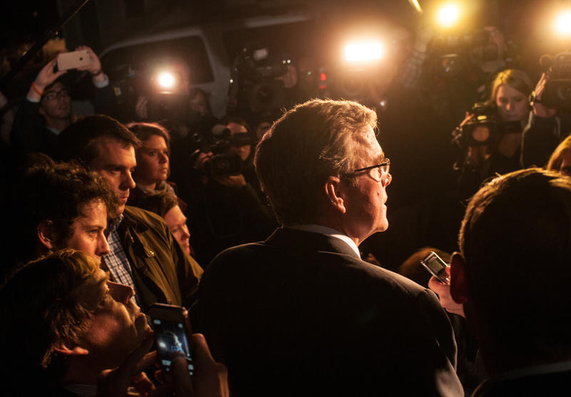 Former Florida Gov. Jeb Bush ended his campaign for president Saturday after a disappointing finish in the South Carolina Primary.