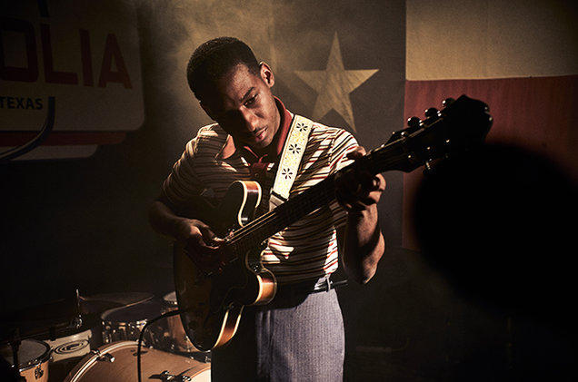 Leon Bridges filmed a commercial about his quick rise from washing dishes in Tarrant County to securing a Grammy Music Award nomination in just a couple of years.