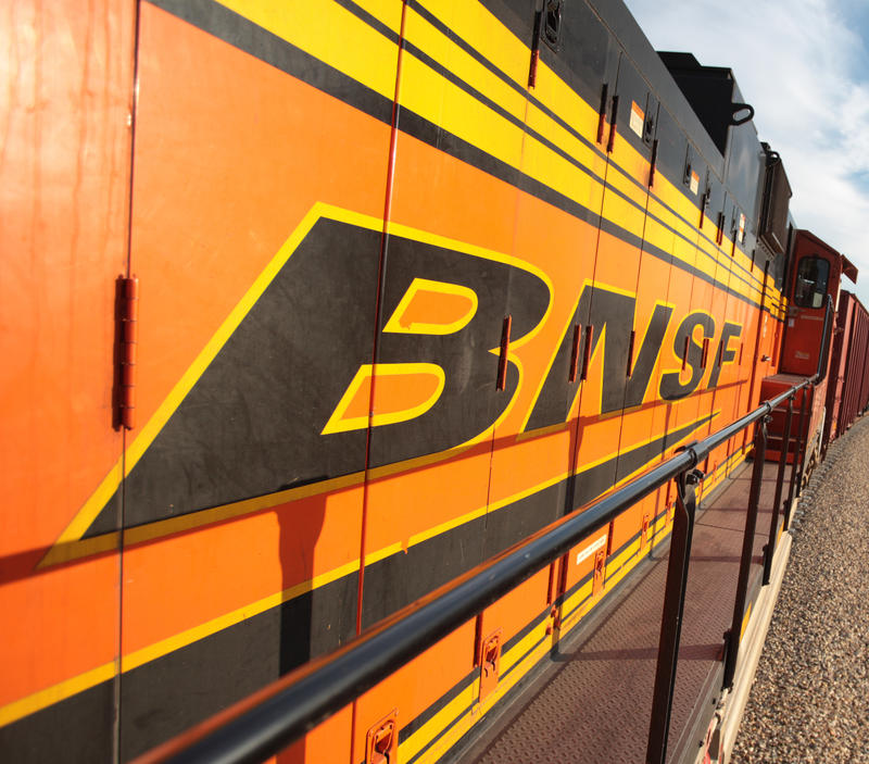 BNSF Railway operates a rail network of 32,500 route miles in 28 states.