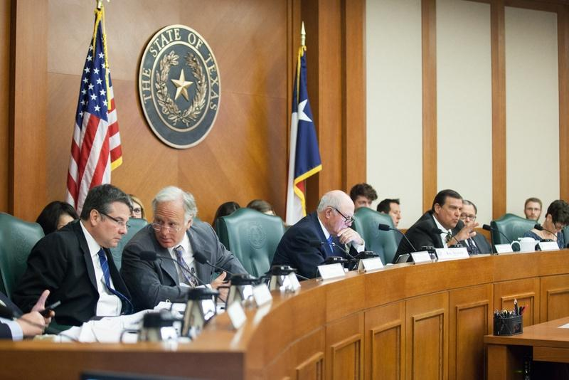 The Senate Education Committee met jointly with the Senate Higher Education Committee this week to discuss the ongoing implementation of HB 5 and teacher shortage and retention issues in Texas.
