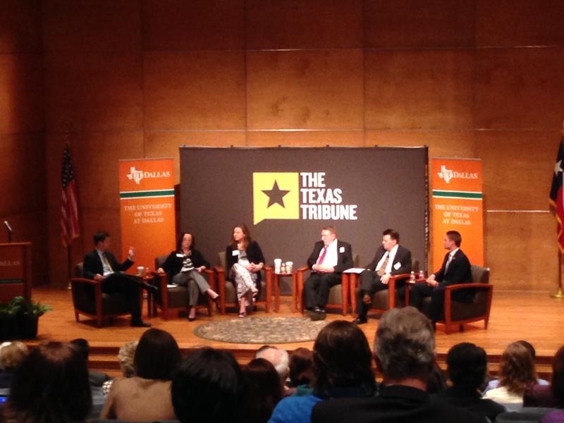 The Texas Tribune presented a daylong symposium on STEM education at the University of Texas at Dallas.